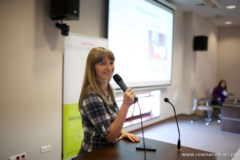Wykład Agnieszki Bury na WordCamp Wrocław 2013