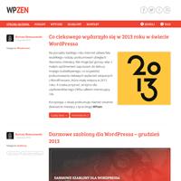 Strona WPzen.pl