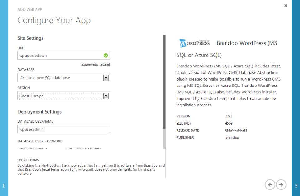 Brandoo WordPress - konfiguracja